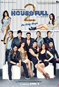 Casa plină 2 - Housefull 2 (2012) Film Indian Online Subtitrat