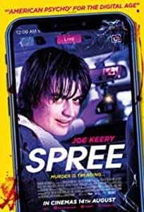 Spree (2020) Film Online Subtitrat in Romana in HD 1080p