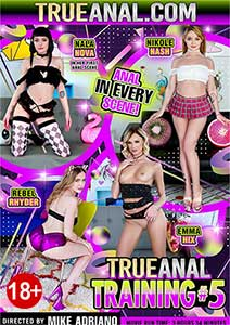 True Anal Training 5 (2020) Film Erotic Online in HD 1080p