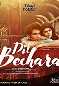 Dil Bechara (2020) Film Indian Online Subtitrat in Romana