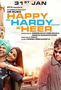 Happy Hardy and Heer (2020) Film Indian Online Subtitrat