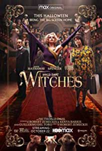 The Witches (2020) Film Online Subtitrat in Romana