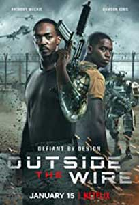 Outside the Wire (2021) Film Online Subtitrat in Romana