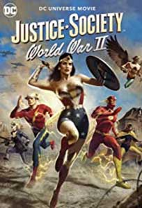 Justice Society: World War II (2021) Film Online Subtitrat