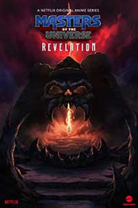 Masters of the Universe: Revelation (2021) Serial Animat Online