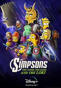 The Good the Bart and the Loki (2021) Film Animat Online