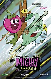 The Mighty Ones (2020) Serial Animat Online Subtitrat