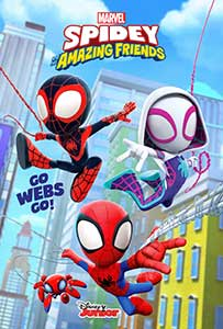 Spidey and His Amazing Friends (2021) Serial Animat Online